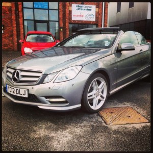 Mercedes E250 Convertible Review