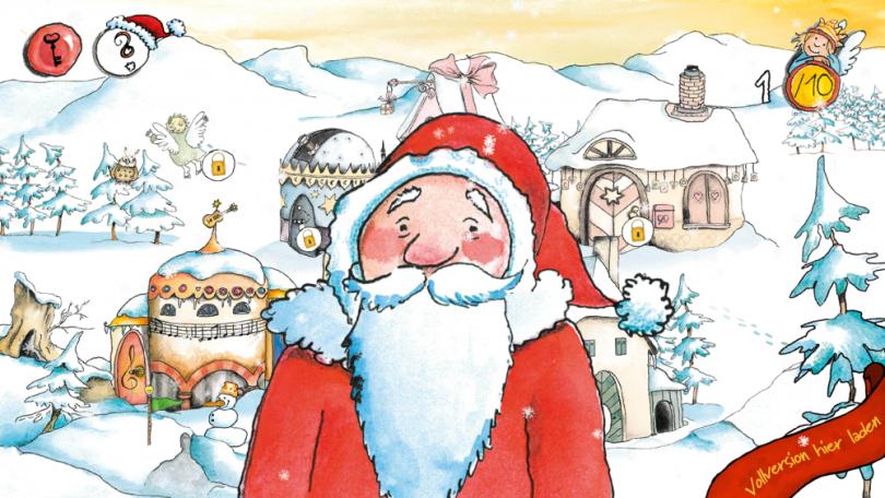 Weihnachtsmann gesprochen von Rolf Zuckowski