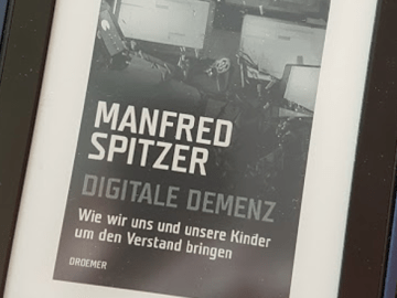 Digitale Demenz - eBook