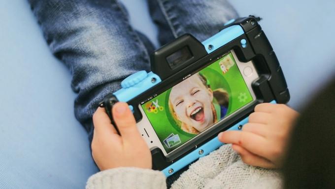 Pixlpla - Kamera für Kinder