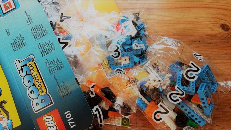 LEGO BOOST - viele Tüten