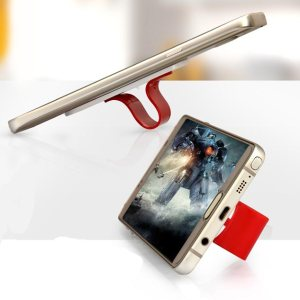 Sliding Mobile Finger Loop And Stand