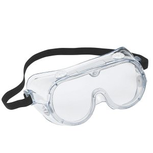 Protective soft Goggles with Anti Fogging | Made of Medical Grade PVC and Polycarbonate