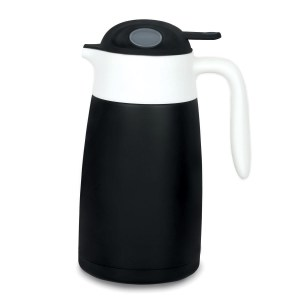 Ultima: Premium revolving kettle in stainless steel (2L approx) | 304 Steel Inside & Outside