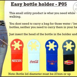 Bottle-Buddy: Easy Bottle Holder