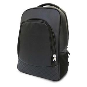 Criss Cross Full PU backpack by Castillo Milano