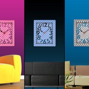 Illusion Clock: 3D Wall Clock (5R Size)