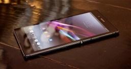 Sony Xperia Z Ultra hardware