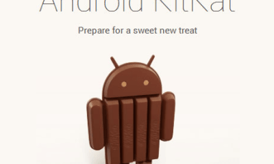 Android 4.4 KitKat update for Nexus 7