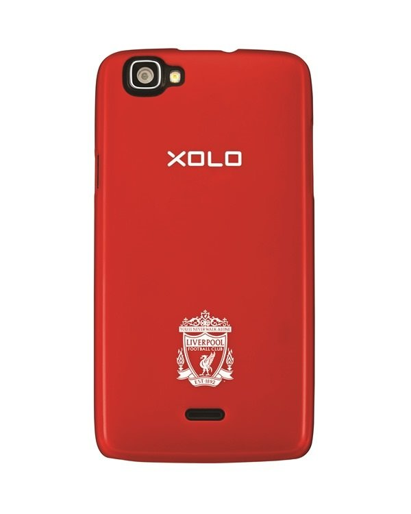 XOLO One LFC Edition-back cover