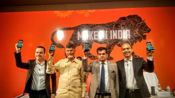 Redmi 2 Prime Make in India