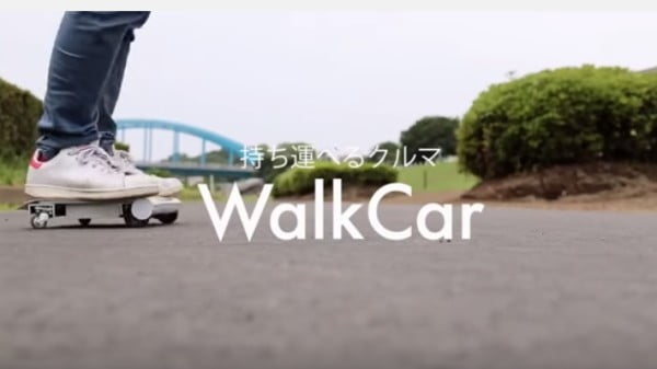 WalkCar Cocoa Motors 2