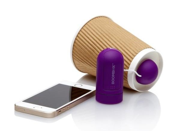 Wowzr BoomBox v2 portable speaker