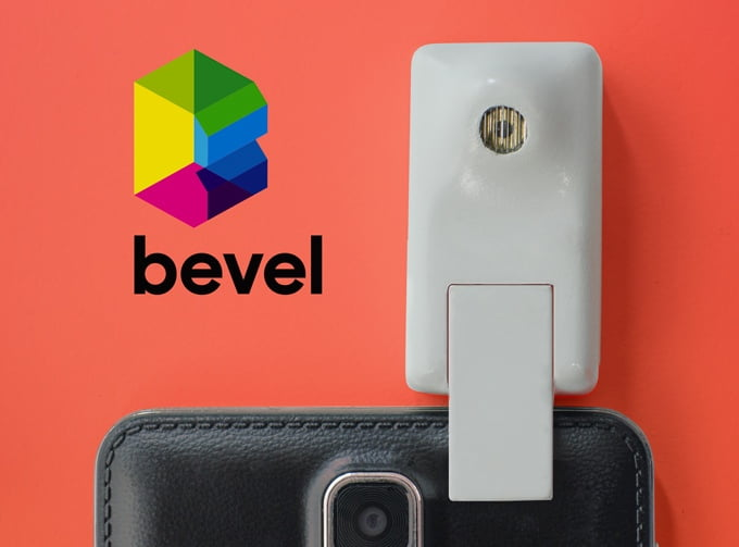 bevel 3d laser picture smartphone accessory
