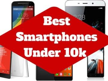 best smartphones under 10,000 india festive season
