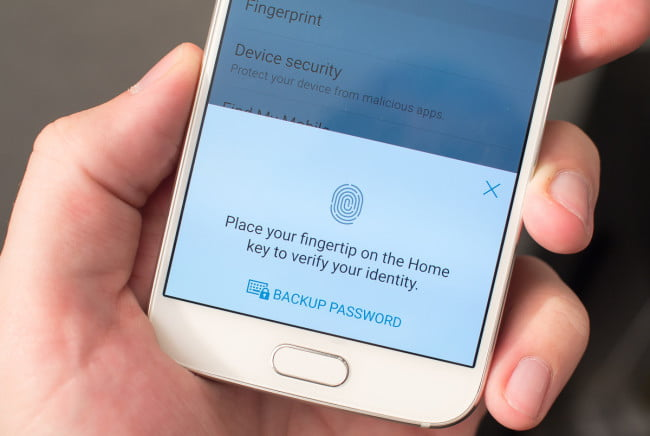 phones with finger scanner galaxy-s6-