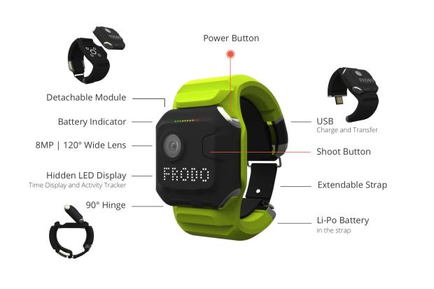 frodo camera specification