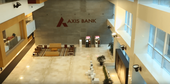 Axis Bank Office Space