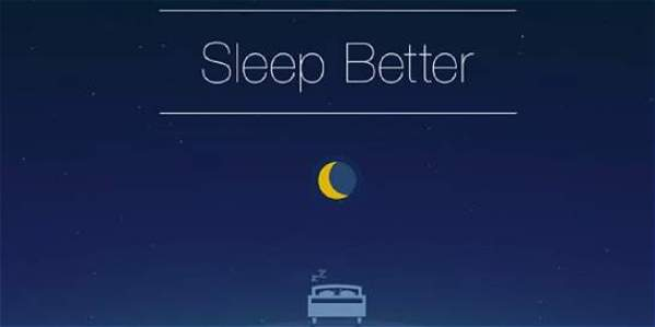 Sleep Better by Runtastic