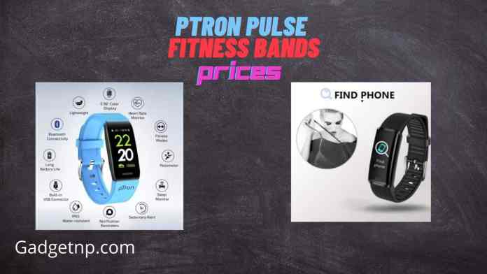 PTron Pulse Fitness Bands