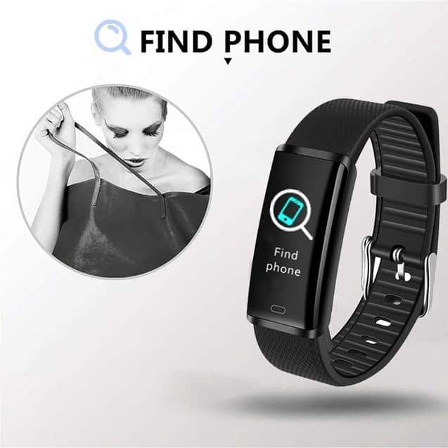 PTron Pulse Fitness Band