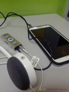 FiiO E02i on Galaxy Note 2
