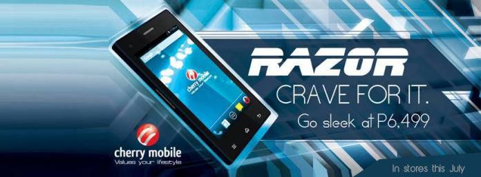 Cherry Mobile Razor Price