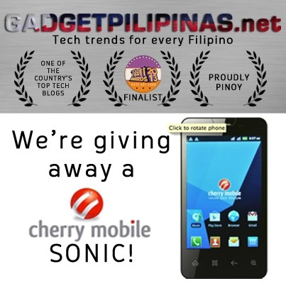CM Sonic Giveaway