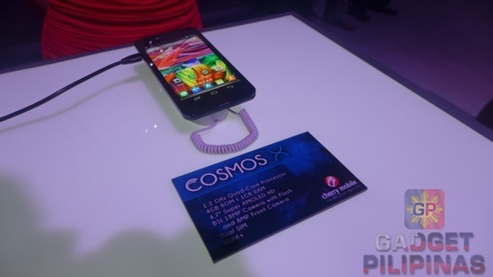Cherry Mobile Cosmos X Specifications