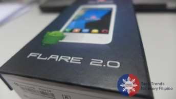 Flare 2.0 Unboxing 1