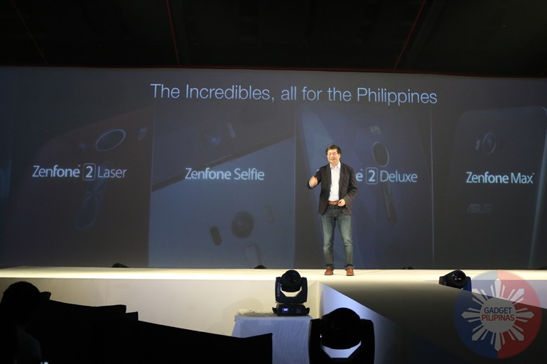 , Asus launches ZenFone Deluxe, ZenFone Selfie, and ZenFone Laser at Zenfestival Manila, reveals prices and local availability, Gadget Pilipinas, Gadget Pilipinas