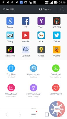 uc browser, UC Browser Claims Top Spot in Google Play Store's Web Browser Category, Gadget Pilipinas, Gadget Pilipinas