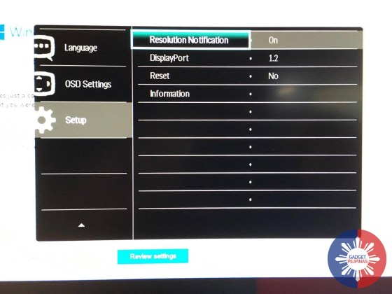 Philips BDM349OUC Curved UltraWide LCD Monitor Review 13