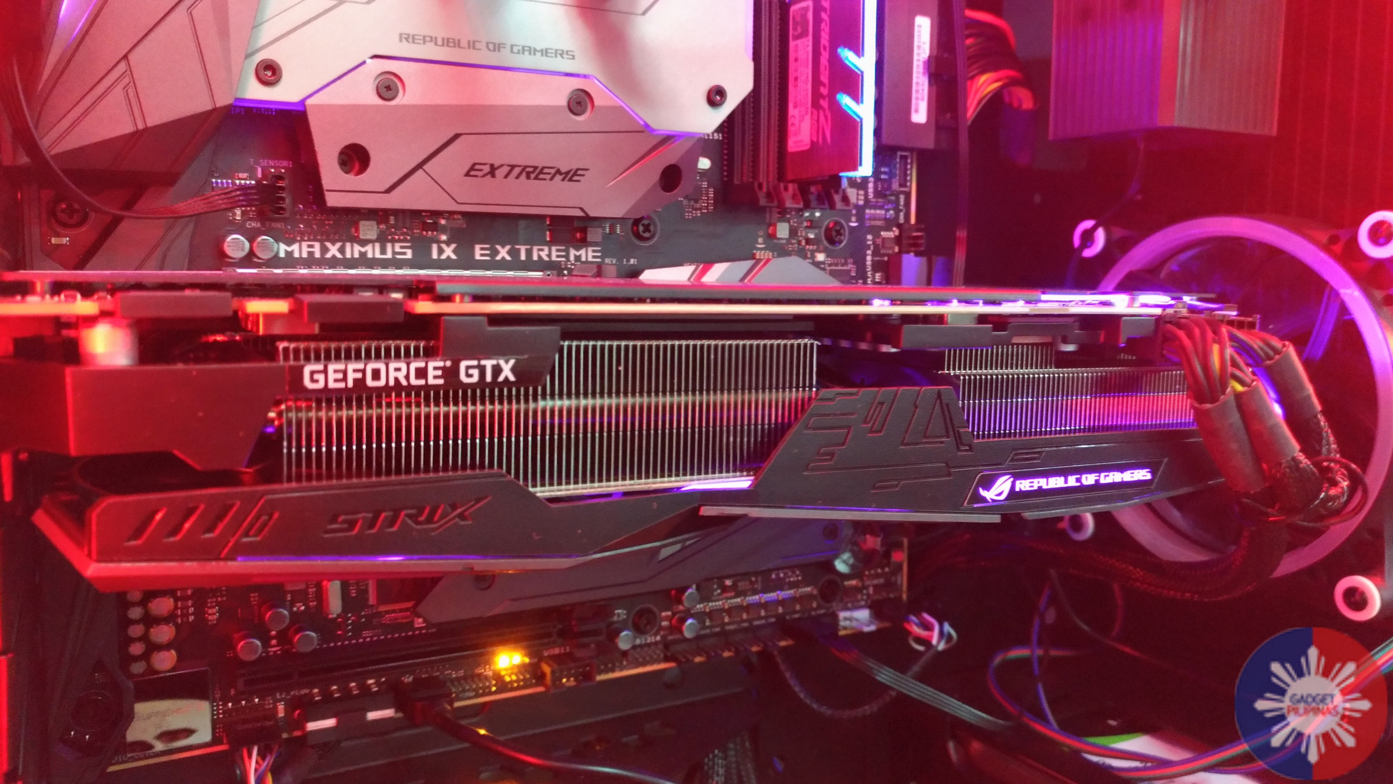 ASUS ROG Strix GTX 1080Ti OC Edition Review An Absolute