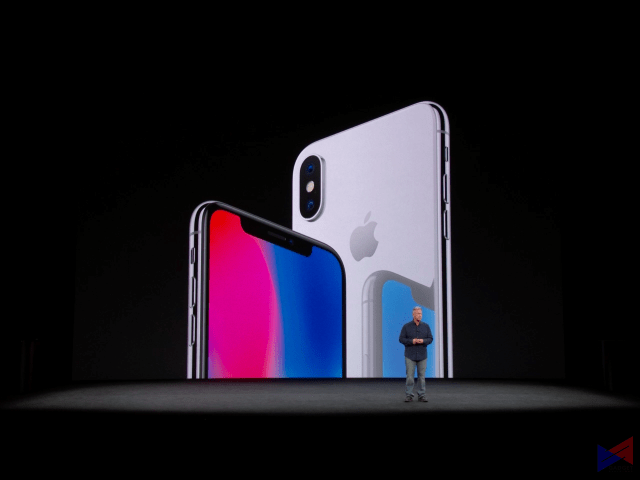 Meet The Apple IPhone X With A Super Retina Display