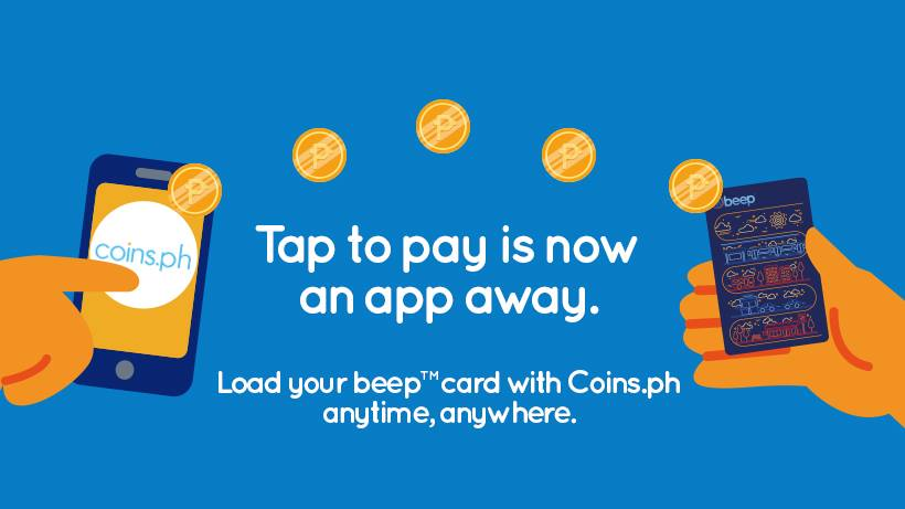 Load Up Your Beep Card Using Your Coins Ph Account Gadget Pilipinas Tech News Reviews Benchmarks And Build Guides