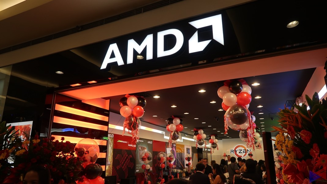 amd concept store, AMD Opens its First Concept Store in APJ, and it's Located Here in PH!, Gadget Pilipinas, Gadget Pilipinas