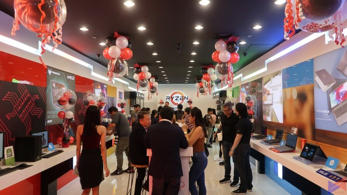 amd store opening 5
