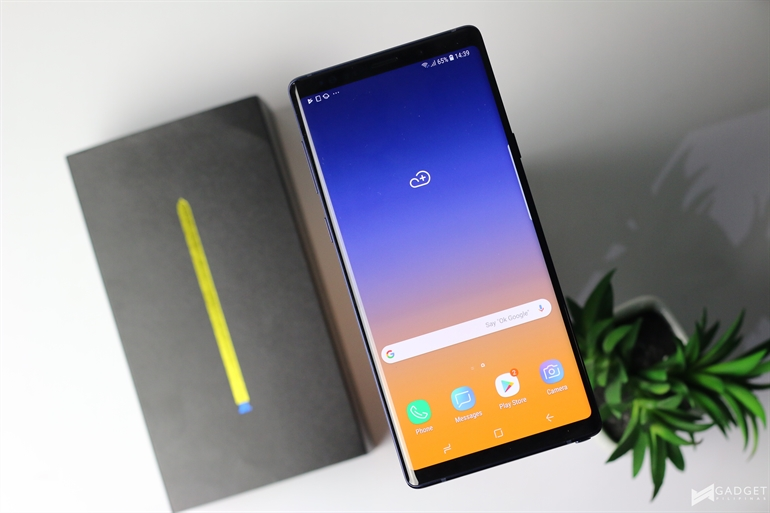 Samsung Galaxy Note 9 review6