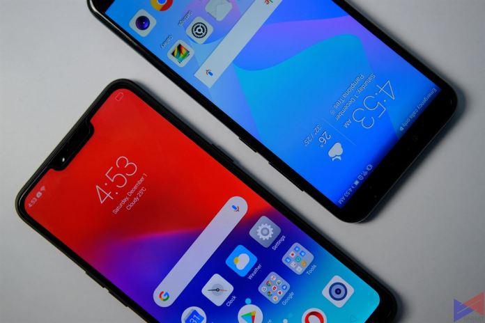 realme c1 huawei y6 2018, Quick Comparison: Huawei Y6 (2018) vs Realme C1, Gadget Pilipinas, Gadget Pilipinas