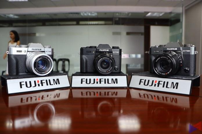 fujifilm x t30 1