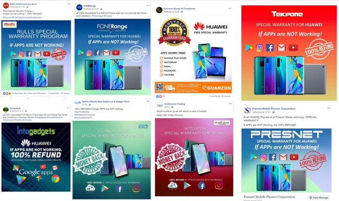 huawei special warranty, Get 100% Refund if Apps are Not Working on Your Newly-Purchased HUAWEI Device, Gadget Pilipinas, Gadget Pilipinas