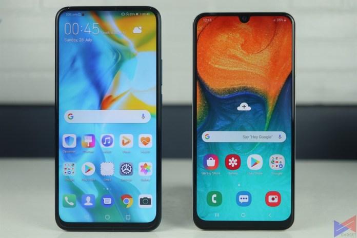 huawei y9 prime 2019 vs samsung galaxy a30, Who's the Better Mid-Ranger: Huawei Y9 Prime 2019 vs Samsung Galaxy A30, Gadget Pilipinas, Gadget Pilipinas
