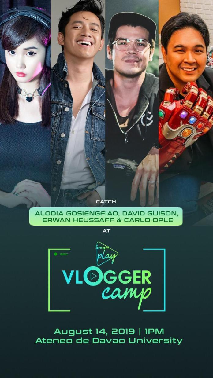 Smart Play Vloggers Camp
