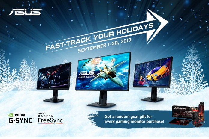ASUS Fast Track Holidays 1
