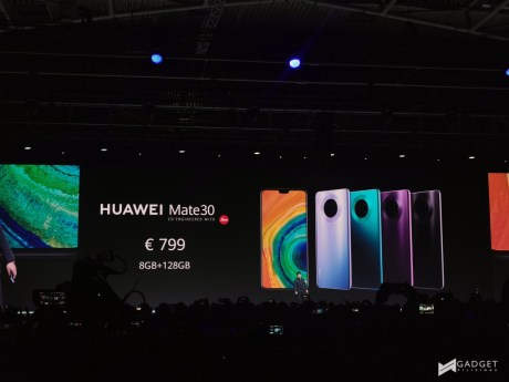 huawei mate 30, Huawei Mate 30 Series is official, packs a lot of good tech for consumers, Gadget Pilipinas, Gadget Pilipinas