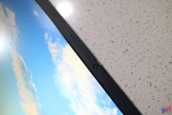 Lenovo ThinkBook 13s Webcam