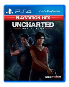 PS HITS - Uncharted The Lost Legacy