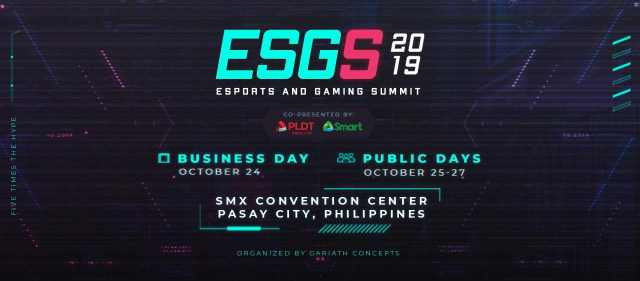 what to expect esgs 2019, ESGS 2019 is happening on October 25-27, here's what to expect!, Gadget Pilipinas, Gadget Pilipinas