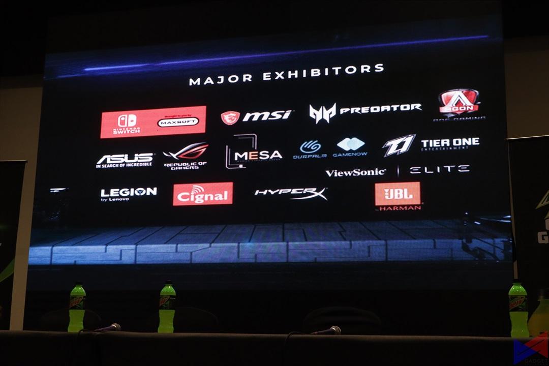 ESGS 2019 Major Exhibitors